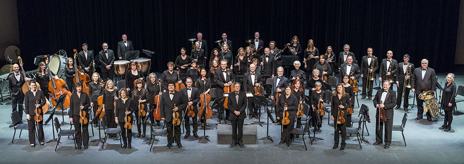 Photograph of the Sammamish Symphony Orchestra